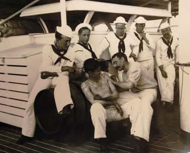 1910s: Nautical Themes And Ladies In The Buff