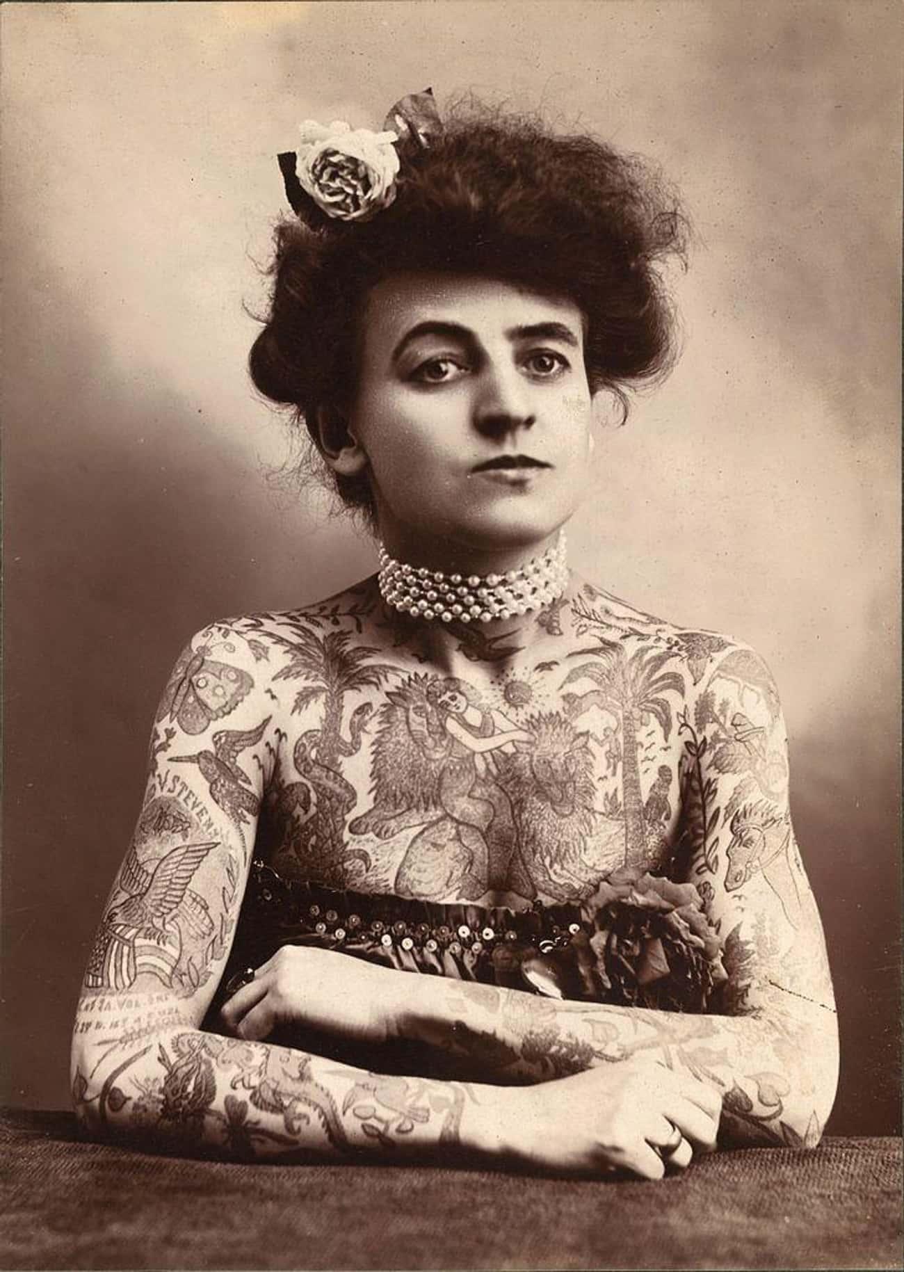 1920s: Cosmetic Enhancements