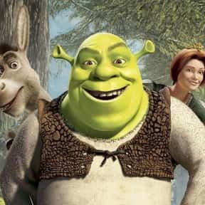 Shrek, Fiona, Donkey is listed (or ranked) 4 on the list The Best Trios Of All Time
