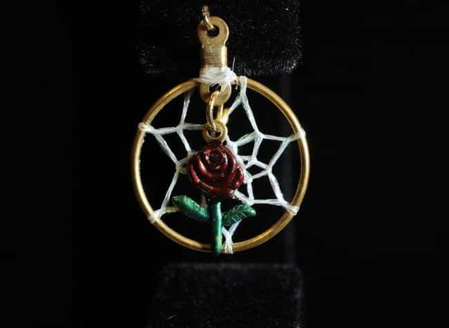 A Dream-Catcher Charm is listed (or ranked) 2 on the list The FBI Is Actively Looking For Help Identifying The Toybox Killer's Victims With These Images