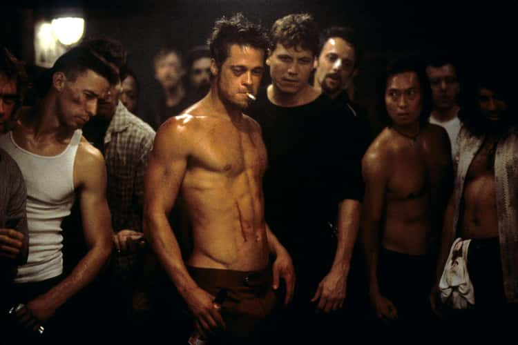 Brad Pitt: 'If You Strip Away Fat And Get Guys To 3-4% Body Fat, They Look Huge Without Necessarily Being Huge'