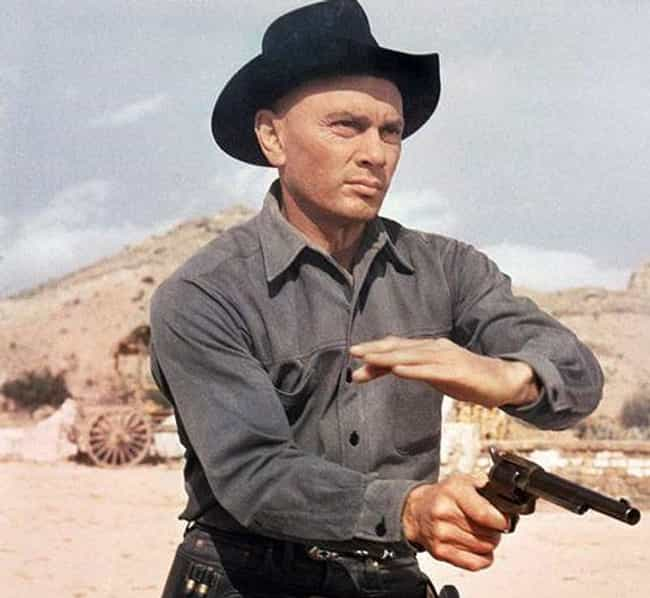 Chris Adams ('The Magnificent ... is listed (or ranked) 4 on the list Which Fictional Wild West Gunslinger Would Win In A Free-For-All Shootout?