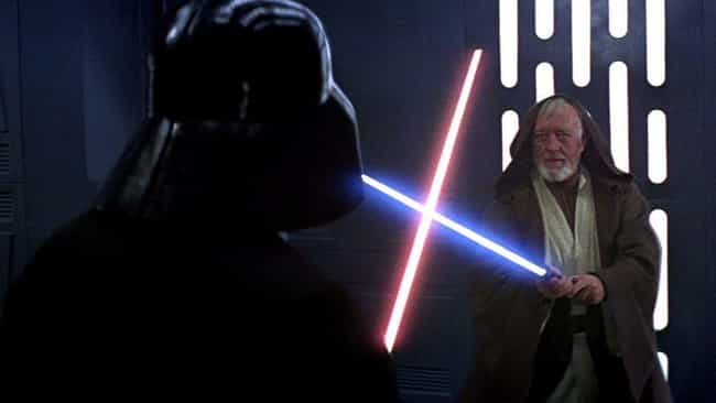 Darth Vader Vs. Obi-Wan Kenobi... is listed (or ranked) 1 on the list Behind The Scenes Of Every Lightsaber Duel In 'Star Wars'