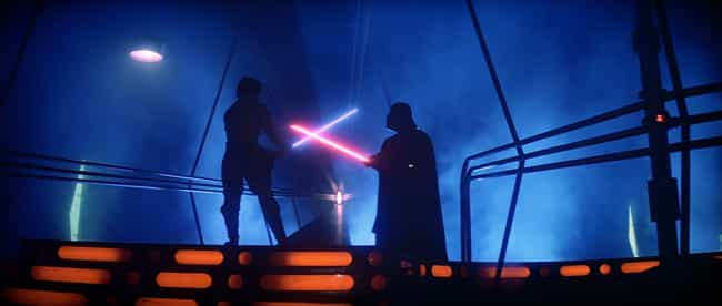 Luke Skywalker Vs. Darth Vader... is listed (or ranked) 2 on the list Behind The Scenes Of Every Lightsaber Duel In 'Star Wars'