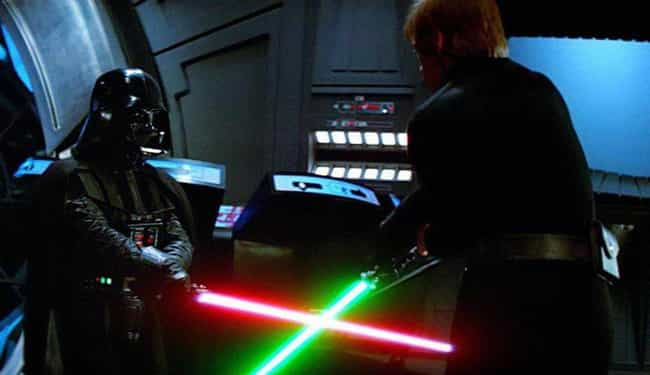Luke Skywalker Vs. Darth Vader... is listed (or ranked) 3 on the list Behind The Scenes Of Every Lightsaber Duel In 'Star Wars'