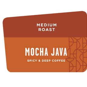 Mocha Java  is listed (or ranked) 9 on the list The Best Caribou Coffee Beans To Brew At Home