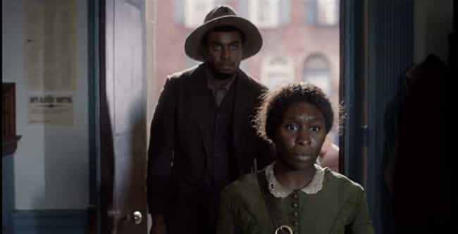 God is listed (or ranked) 3 on the list The Most Memorable Quotes From 'Harriet'