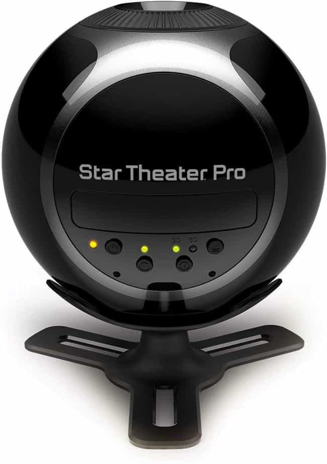 Pro Home Planetarium is listed (or ranked) 2 on the list 25 Stellar Gifts For Space And Astronomy Nerds