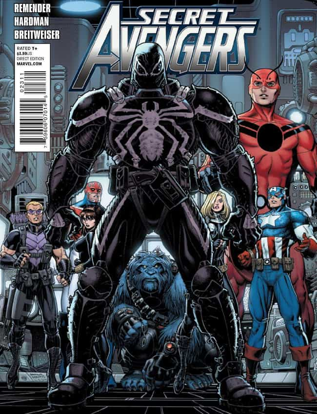 Flash Thompson Helps Venom Bec... is listed (or ranked) 3 on the list Venom's Life Has Gotten Pretty Darn Weird In The Last Few Years