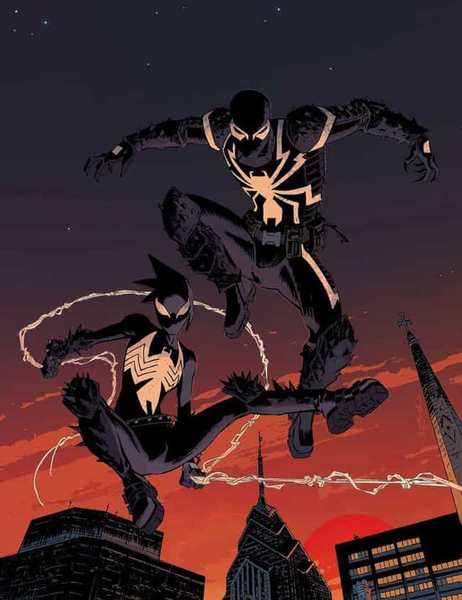 Venom Leaves New York To Prote... is listed (or ranked) 4 on the list Venom's Life Has Gotten Pretty Darn Weird In The Last Few Years