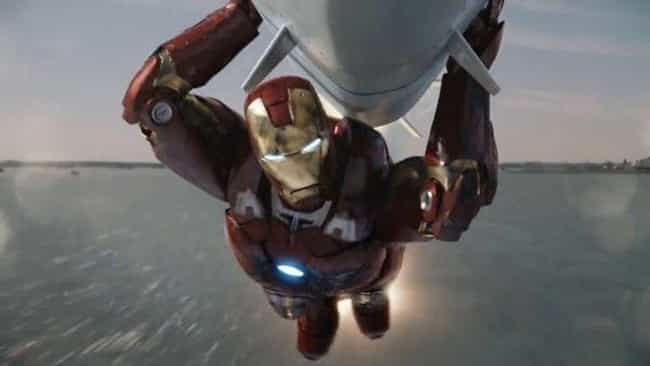 Tony Stark Redirects A N... is listed (or ranked) 4 on the list The Biggest Marvel Studios Moments Of The 2010s, Ranked