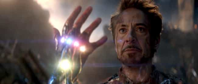 Tony Stark Saves The Uni... is listed (or ranked) 2 on the list The Biggest Marvel Studios Moments Of The 2010s, Ranked