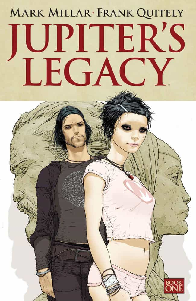 Jupiter's Legacy is listed (or ranked) 1 on the list Every Millarworld Adaptation Coming To Netflix