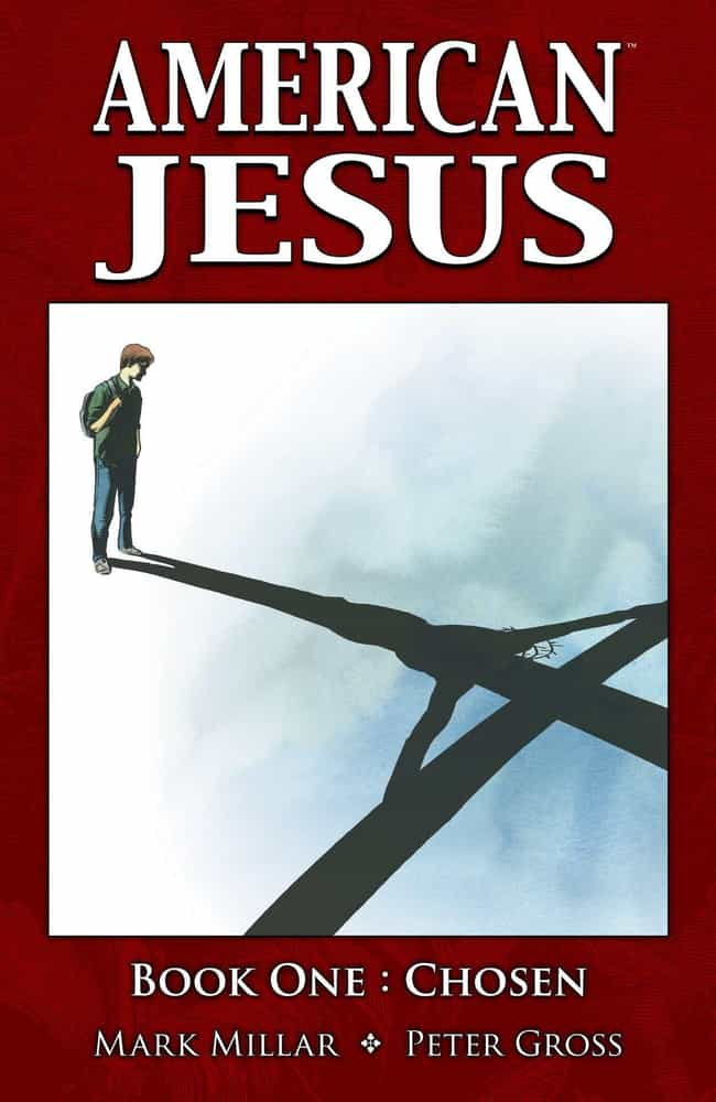 American Jesus is listed (or ranked) 2 on the list Every Millarworld Adaptation Coming To Netflix