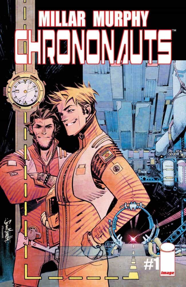 Chrononauts is listed (or ranked) 2 on the list Mark Millar Comics That Should Be Made Into Movies Or TV Shows