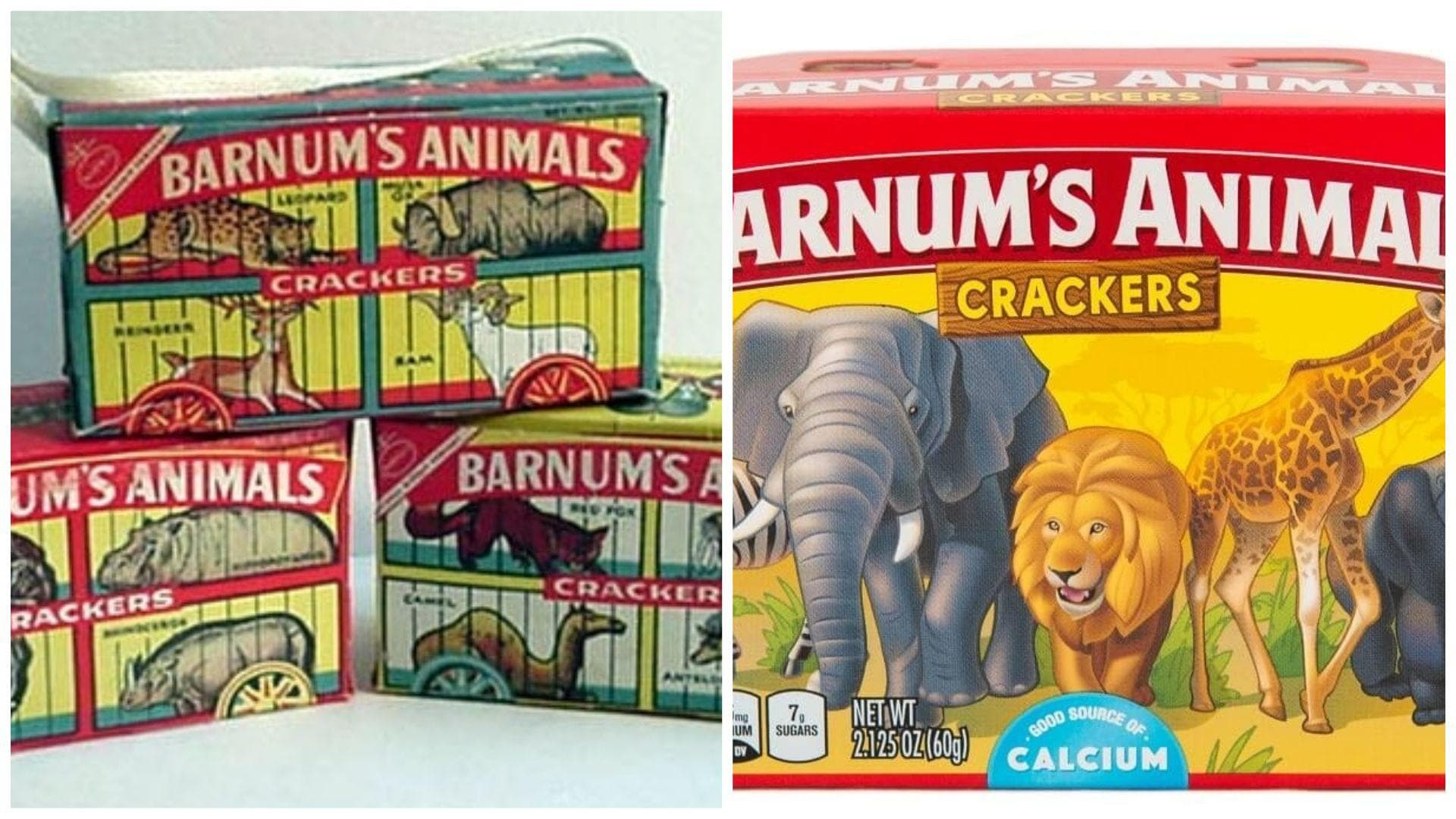 Image of Random Changed Over Time of Cookie Boxes