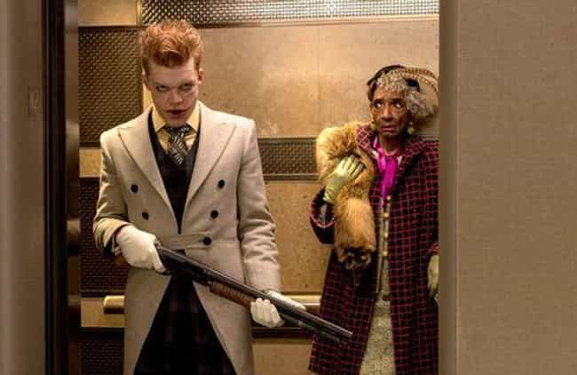 The 'Gotham' Costume, Je... is listed (or ranked) 6 on the list Every Movie And TV Joker Costume, Ranked