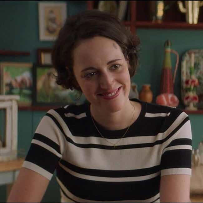 Read More About Phoebe Waller-... is listed (or ranked) 3 on the list The Two Men Who Stole Phoebe Waller-Bridge's Heart
