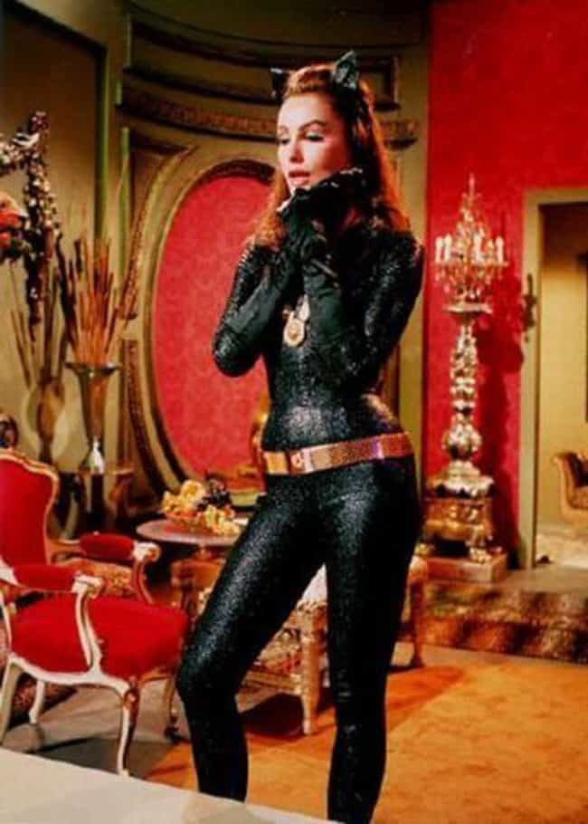 The 'Batman' TV Show Cos... is listed (or ranked) 2 on the list Every Movie and TV Catwoman Costume, Ranked