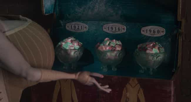 Each Bowl Of Taffy Represents... is listed (or ranked) 1 on the list 'Coraline' Fan Theories That Make The Story Even Creepier Than Before