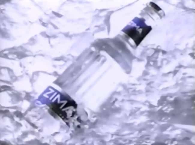 It Was An Alcohol-Based ... is listed (or ranked) 1 on the list For A Brief Moment In The '90s, Zima Was Popular - Until People Tasted It