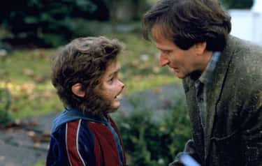 He Taught Child Actor Bradley  is listed (or ranked) 1 on the list Heartwarming Behind-The-Scenes Stories About Robin Williams