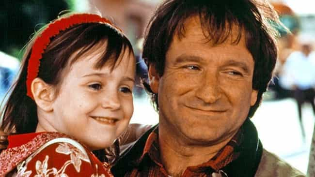 He Delighted The Child A... is listed (or ranked) 3 on the list Heartwarming Behind-The-Scenes Stories About Robin Williams