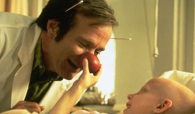 He Gave A Special Child ... is listed (or ranked) 2 on the list Heartwarming Behind-The-Scenes Stories About Robin Williams