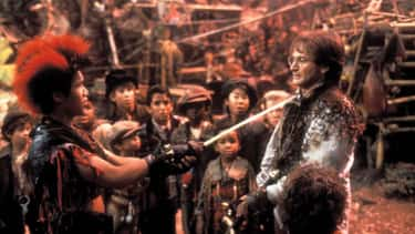 While Filming 'Hook,' He Gave A Young Actor Who Loved 'Dead Poets Society' A Walt Whitman Poetry Book