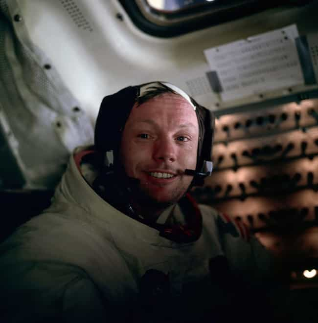 Neil Armstrong After Wal... is listed (or ranked) 8 on the list 20 Photographs From History Guaranteed To Make You Smile