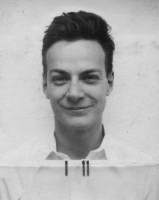 Physicist Richard Feynman Got  is listed (or ranked) 5 on the list Here's What Life Was Like At Los Alamos While Building An Atomic Bomb