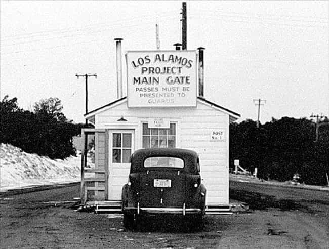 Babies Born At The Secret Faci... is listed (or ranked) 4 on the list Here's What Life Was Like At Los Alamos While Building An Atomic Bomb