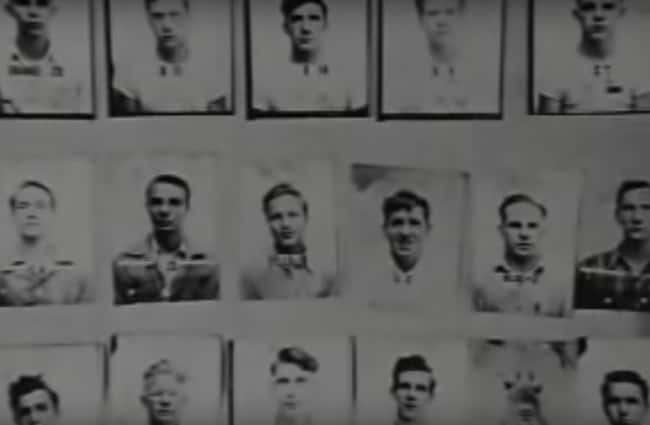 Everyone Lived Under A Secret  is listed (or ranked) 10 on the list Here's What Life Was Like At Los Alamos While Building An Atomic Bomb