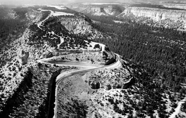 The Remote Facility Created Ma is listed (or ranked) 13 on the list Here's What Life Was Like At Los Alamos While Building An Atomic Bomb