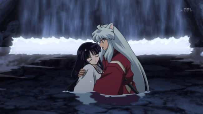 Kikyo, Inuyasha & Kagome - 'In... is listed (or ranked) 2 on the list The 20 Most Memorable Anime Love Triangles