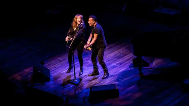 Bruce Springsteen & Patti Scia... is listed (or ranked) 2 on the list 14 Music Power Couples Who Didn't Break Up