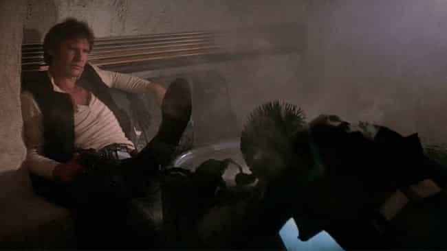 1977: Han Fires First is listed (or ranked) 1 on the list Han Shot First? A Timeline Of The Most Contentious Scene In 'Star Wars' History