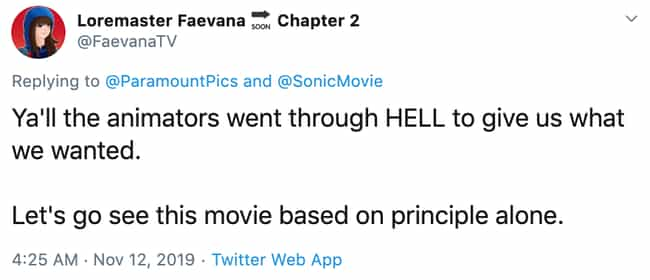 Credit Where Credit's Due is listed (or ranked) 2 on the list The 19 Funniest Twitter Reactions To Sonic's Much Needed Redesign