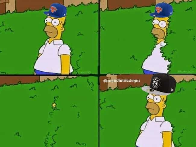 Knicks Fans Can Still Cheer Fo... is listed (or ranked) 3 on the list New York Knicks Memes To Get Fans Through The 2019-20 Season