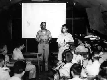 August 6, 1945 - 00:00 - Six Flight Crews Are Summoned For Their Final Briefings