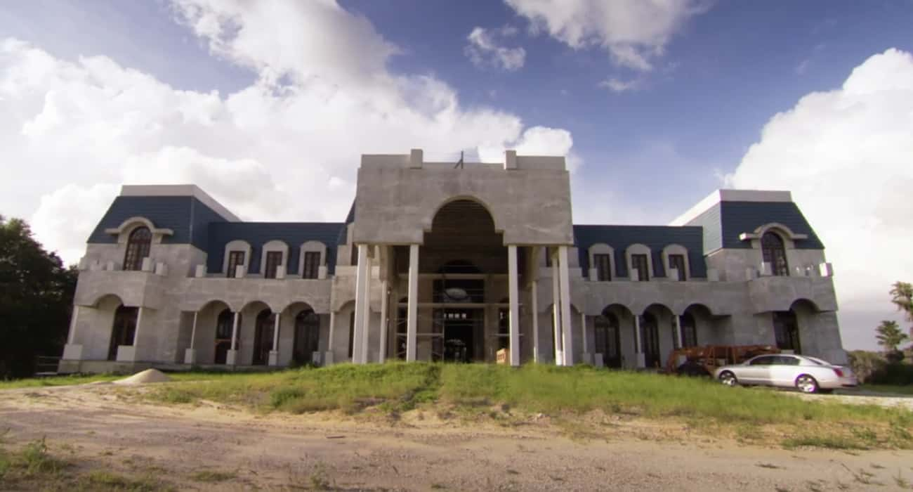 The Versailles House May Be Th is listed (or ranked) 1 on the list The Most Unbelievably Excessive Homes In US History