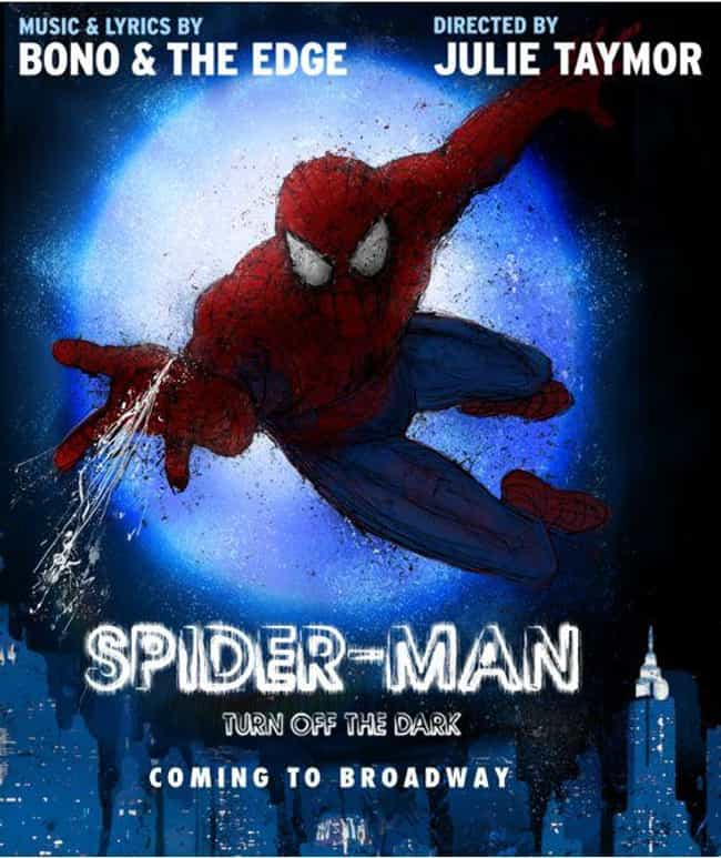 Producer Tony Adams Passed Une... is listed (or ranked) 1 on the list Broadway Producers Put Spider-Man On The Stage, And The Theatre Gods Were Angry