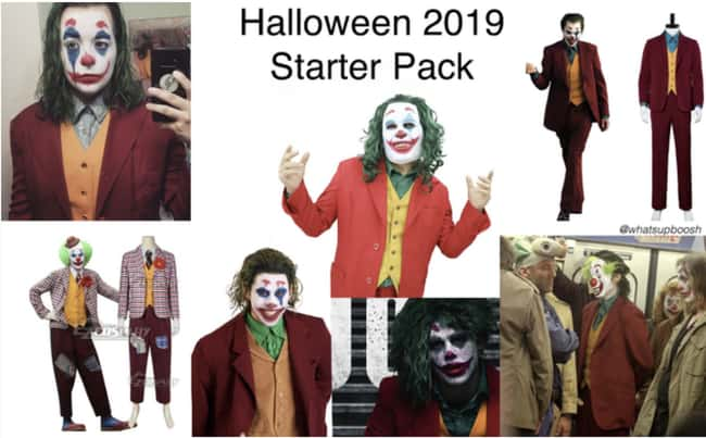 Clowns, Clowns Everywhere is listed (or ranked) 19 on the list 27 Spot On Starter Pack Memes That Perfectly Describe Someone You Know