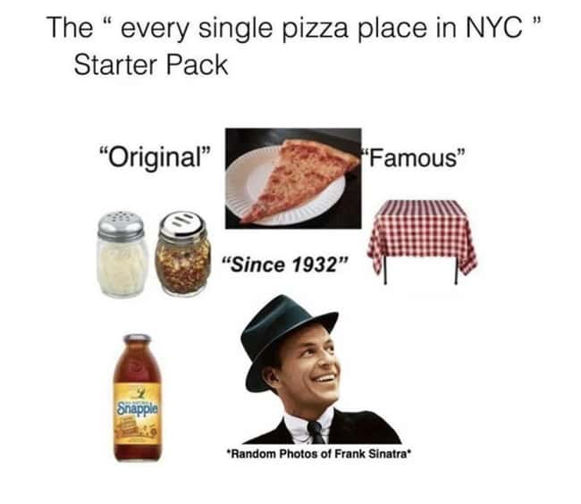 Let Me Guess It's Also 'Best I is listed (or ranked) 6 on the list 27 Spot On Starter Pack Memes That Perfectly Describe Someone You Know