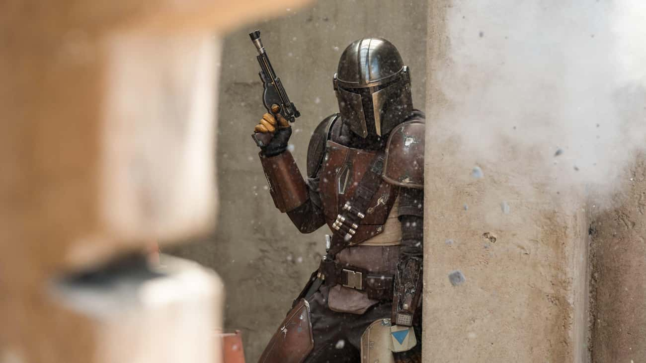 Chapter One: The Mandalorian