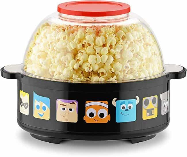 Disney Popcorn Popper is listed (or ranked) 4 on the list Magical Gift Ideas For People Who Are Obsessed With Disney