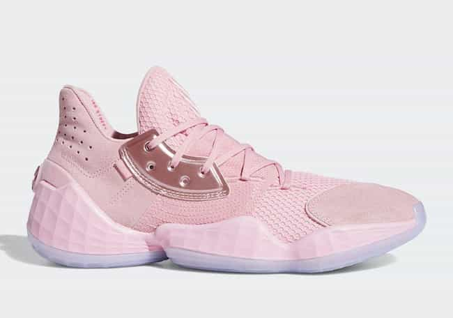 "Harden Vol. 4 ""Pink Lemo... is listed (or ranked) 2 on the list The Best Harden Vol. 4 Colorways, Ranked"