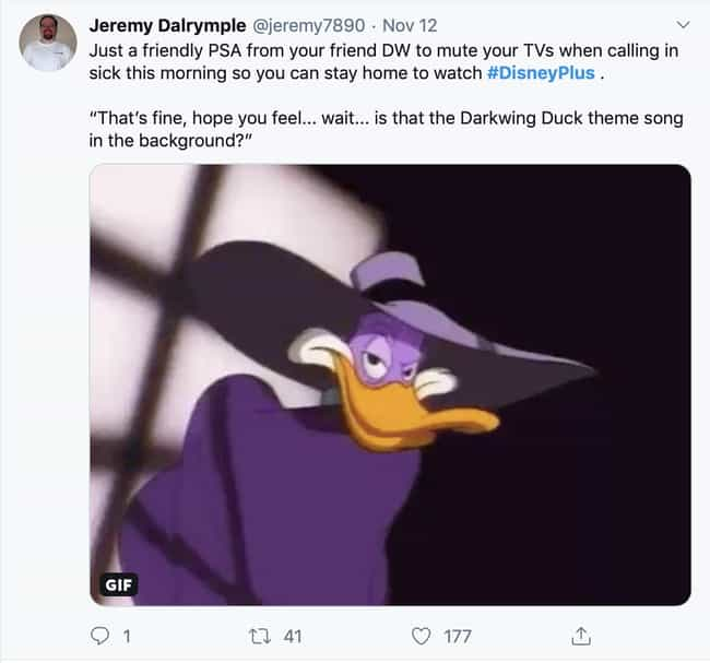 That's Why I Text In Sic... is listed (or ranked) 2 on the list The 17 Funniest Reactions From People Nerding Out Over The Disney+ Launch