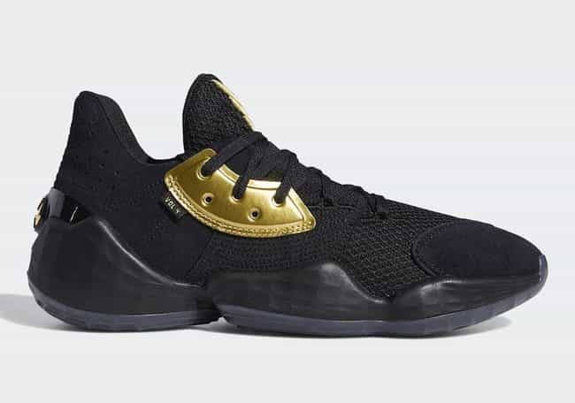 "Harden Vol. 4 ""Blac... is listed (or ranked) 4 on the list The Best Harden Vol. 4 Colorways, Ranked"