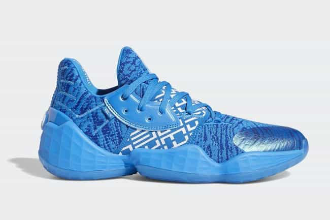 Adidas Harden Vol. 4 &qu... is listed (or ranked) 4 on the list The Best Harden Vol. 4 Colorways, Ranked